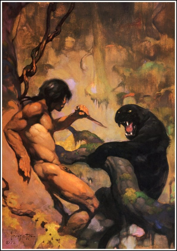 Frank Frazetta's Tarzan [1972]